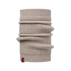 Buff Knitted Haan Neckwarmer Cobblestone